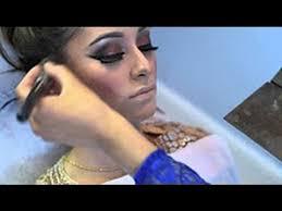 latest asian bridal makeup 2016