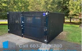 Dumpster Enclosures Granite State Fence