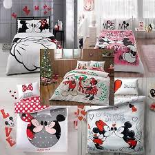 disney mickey and minnie mouse double
