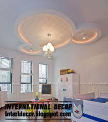 5 Modern Kids Room Gypsum Ceilings Designs Raimund Schuhmacher