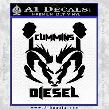 Cummins Diesel Decal Sticker Rt4 A1 Decals