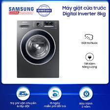 Máy giặt cửa trước Samsung AddWash 9kg – WW90K52E0WW