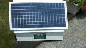 60 Watt Shock Box Kit To Make Electric Fence Charger Solar Powered Gallagher Electric Fencing From Valley Farm Supply