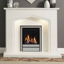 elgin hall aurelia marble fireplace
