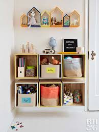 Diy Kids Rooms Storage Projects Better Homes Gardens