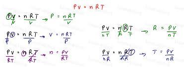 how to memorize mcat equations
