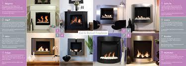 candela fireplaces go rosso