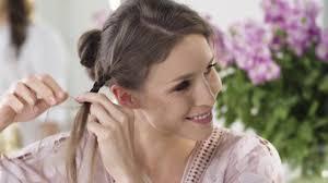Jak Zrobic Szybki Kok Z Warkoczem Na Wesele Tutorial Hair Coach