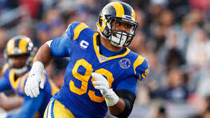 Aaron Donald not concerned about being ready for start of season