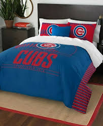5pc chicago cubs twin bedding set mlb