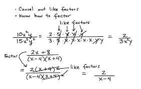 unit 7 rational functions core