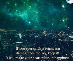 catch a star star quotes falling skies mind over matter