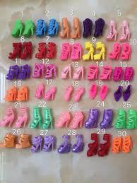 Đặc biệt cung cấp giày Barbie cao gót Công Chúa home pha lê giày ...