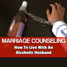 living with an alcoholic husband