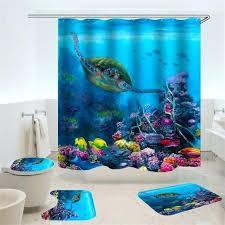 splendid bath rug and shower curtain