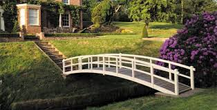 garden bridges for lakes streams