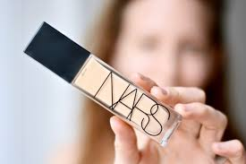 i tried the new nars natural radiant