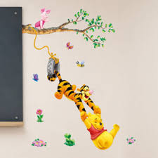 Buy Wall Decals For Teen Girls Volleyball Winnie The Pooh Wall Stickers Nursery Boy Kids Baby Room Vinyl Art Decal Decor In Cheap Price On Alibaba Com
