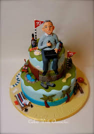 7 for dad 70th birthday cakes photo