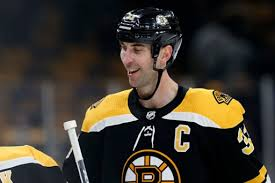 Zdeno Chara named Bruins nominee for 2019 Masterton Trophy