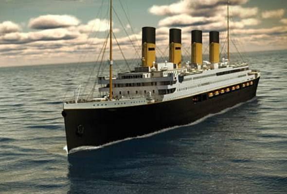Wanita Ini Selamat dari Kecelakaan 3 Kapal Besar Termasuk Titanic, Amazing!