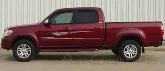 Toyota Tundra Octane Universal Fit Vinyl Decal Graphic Stripes