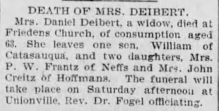 Adeline Roberts Deibert - Newspapers.com