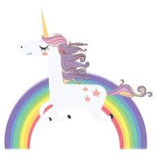 Azutura Unicorn Wall Sticker Rainbow Wall Decal Art Girls Bedroom Nursery Home Decor Available In Rainbow Wall Stickers Girls Wall Stickers Rainbow Wall Decal