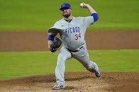 Cubs vs. Reds: Jon Lester tosses 5 no-hit innings, Craig Kimbrel ...