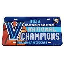 Villanova University Car Accessories Hitch Covers Villanova Wildcats Auto Decals Shop Villanova Com