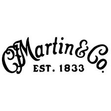 Martin Guitars Decal Sticker Martin Guitars Thriftysigns
