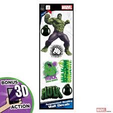 Hulk Augmented Reality Decal Decalcomania