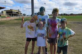 Abby Watson, Charlotte Coote, Sophie, Connor and Mitchell Watson at ... |  Buy Photos Online | Daily Mercury