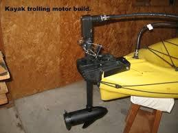 kayak trolling motor you