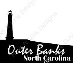 Lighthouse Beach Outer Banks Summer Ocean Sea Obx Etsy