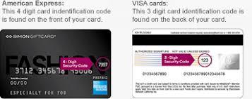 check the balance on your simon giftcard