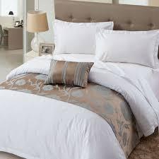 luxury bedspreads hotel bed