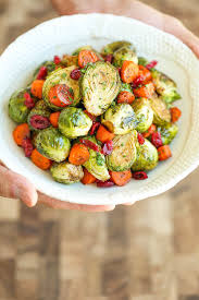balsamic roasted brussels sprouts and