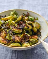 roasted brussels sprouts with balsamic