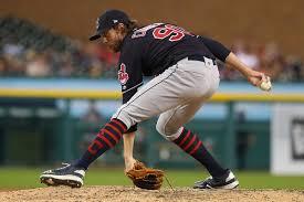 Adam Cimber - Adam Cimber Photos - Cleveland Indians vs. Detroit Tigers -  Zimbio