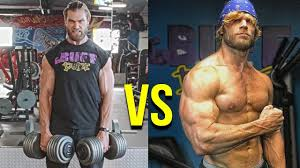 strength vs size workouts which