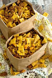 ranch snack mix recipe julie s eats