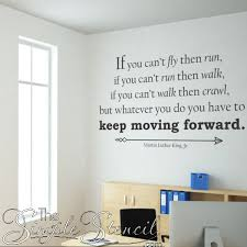 Martin Luther King Jr Wall Decals Help Celebrate Mlk Day And Inspire All Year The Simple Stencil