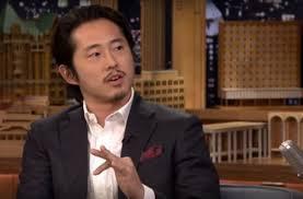 The Walking Dead's Steven Yeun joins cast of Mayhem