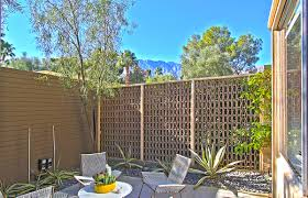 2 Iconic Midcentury Modern Condos For Sale In Palm Springs Ca