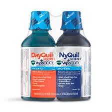cough cold flu relief liquid
