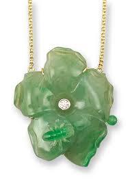 new designer green jadeite jade jewelry