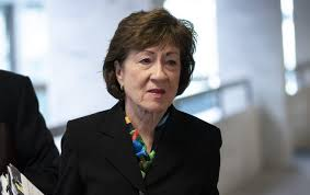 Sen. Collins breaks with Trump, calls for Postal Service to reverse cuts