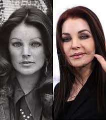 Priscilla Presley | Celebrities then and now, Elvis and priscilla, Priscilla  presley