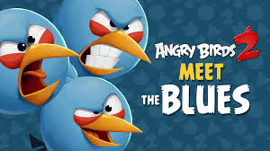 Angry Birds 2 – Meet The Blues: Cool With Ice! - Angry Birds 2 ...